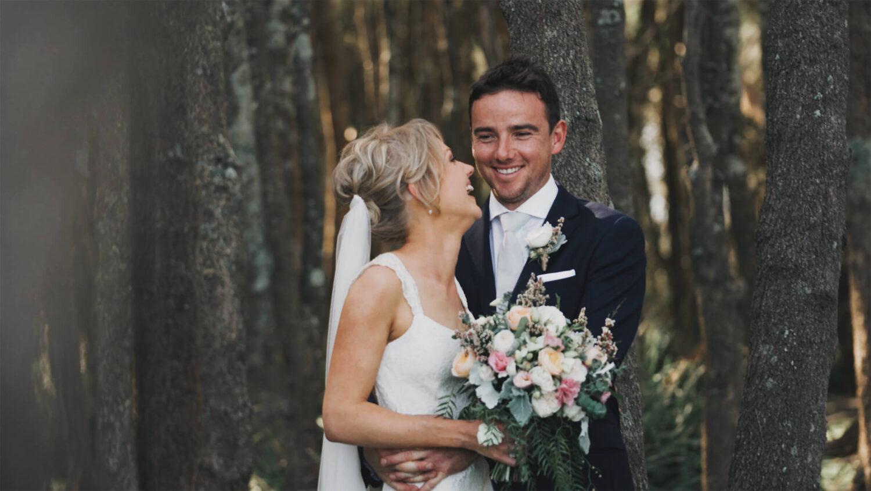 Wedding at Murramarang Resort South Coast NSW