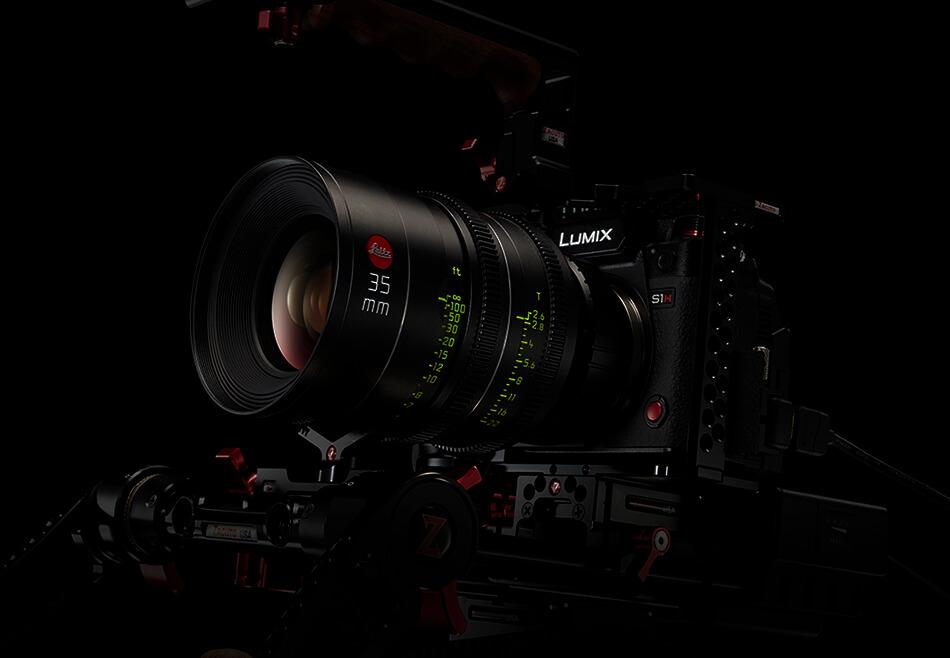 s1h video camera
